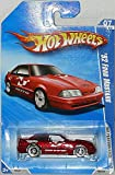 Mattel Hot Wheels 2010 Performance '92 NITTO Ford Mustang Die Cast Car Toy