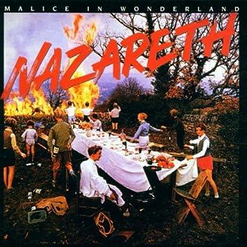 Amazon.com: Nazareth: Malice in Wonderland: Music