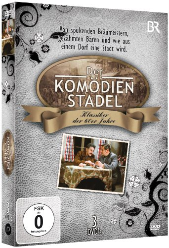 Der Komödienstadel - Klassiker der 60er Jahre [3 DVDs]