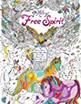 Free Spirit: A Coloring Book for Calm...