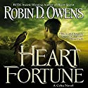 Heart Fortune: Celta, Book 12 (       UNABRIDGED) by Robin D. Owens Narrated by Noah Michael Levine
