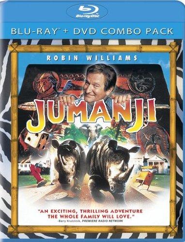 Джуманджи/ Jumanji (1995) BDRip [720p]