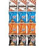 Chex Mix Brand Snacks Variety 12 Pack - Assortment Featuring Muddy Buddies, Traditional, Cheddar & Bold Party Mix 1.75oz Bags 12 Bags Total (Tamaño: 12 Count)