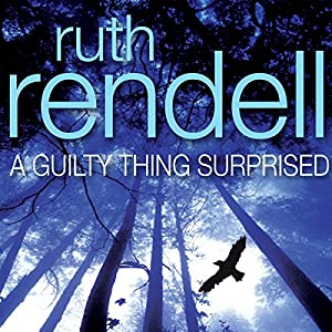 A Guilty Thing Surprised Audiobook