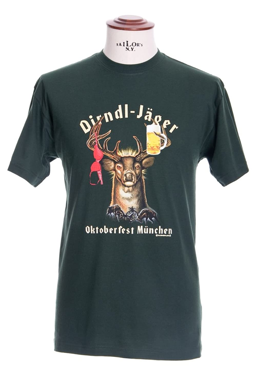Herren T-Shirt Dirndl-Jäger 7401 günstig kaufen