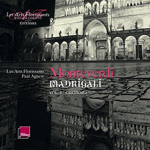 Les Paul & Mary Ford - Monteverdi: Madrigals Vol.1 - Cremona - Zortam Music