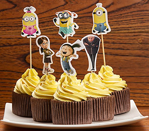 Despicable Me Birthday Parties