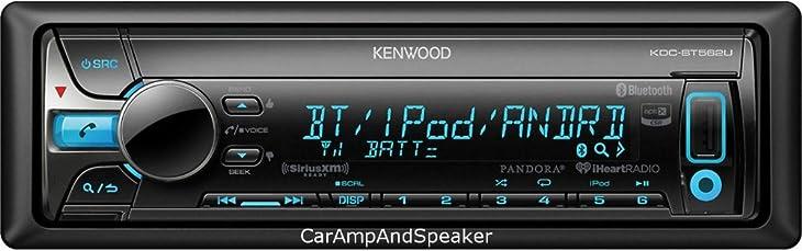 Kenwood KDC-BT562U Single Din Bluetooth Car Stereo