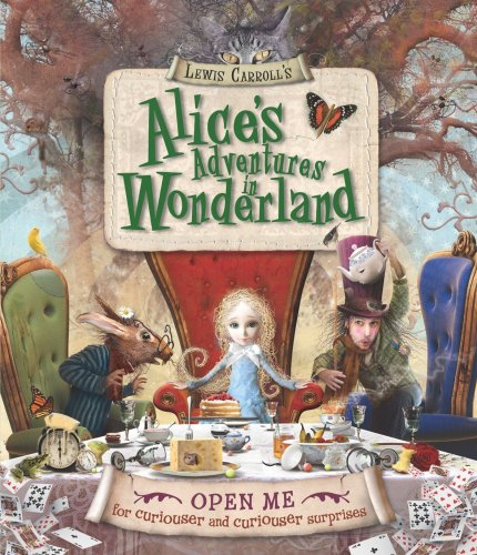 a review of lewis carrolls novel alice in wonderland Alice in wonderland has 351,883 ratings lewis carroll wrote alice as a in this case as i come back and write this review of a book read years ago.