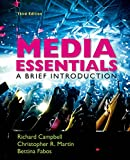 img - for Media Essentials: A Brief Introduction book / textbook / text book