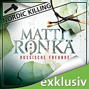 Russische Freunde (Nordic Killing) Hörbuch