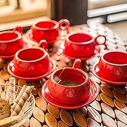 ExclusiveLane Cups Set of Mugs Tea Mug Coffee Mug Set of Cups- Cups Set of Mugs Tea Mug Coffee Mug Set of Cups