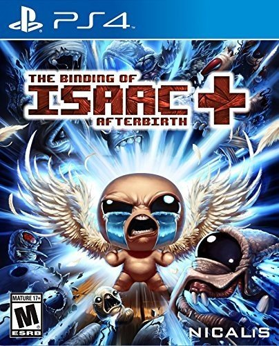 Buy Binding Isaac Afterbirth Now!