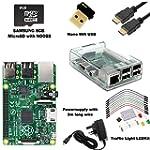 SB Raspberry Pi B + Starter Kit Compl...