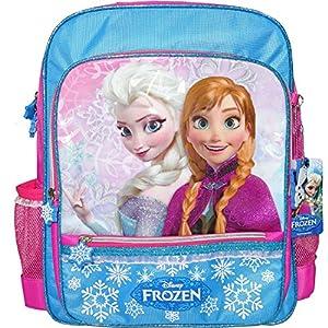 Disney Frozen Anna Elsa Girls School Bag Backpack Rucksack Satchel Childrens Kids Toy