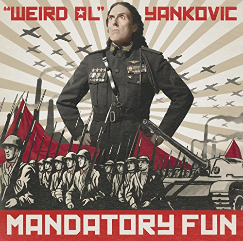 Original album cover of Mandatory Fun by