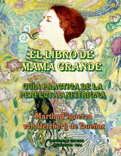 El Libro De Mamá Grande (Spanish Edition) front-988375