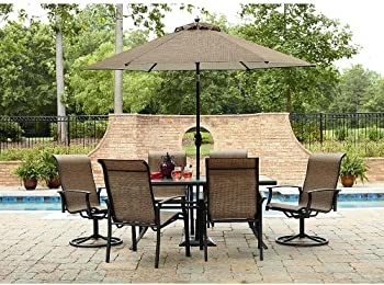 Garden Oasis Harrison 7 Piece Dining Set + $13.50 Sears Credit