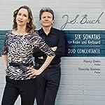 J.S. Bach: Six Sonatas for Violin and...