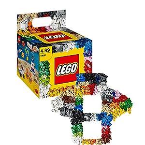LEGO Bricks & more - Cubo de construcción creativa (10681)