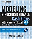 img - for Modeling Structured Finance Cash Flows with Microsoft Excel by K. A. Allman book / textbook / text book