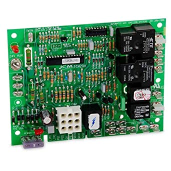 upgraded replacement for goodman furnace control circuit board 1012 933d industrial. Black Bedroom Furniture Sets. Home Design Ideas