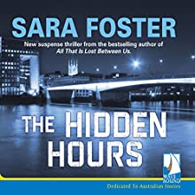 The Hidden Hours Audiobook by Sara Foster Narrated by Georgia Maguire