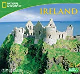 2014 National Geographic Ireland Deluxe Wall