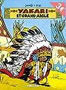 Yakari, tome 1 : Yakari et Grand Aigle par Jobin