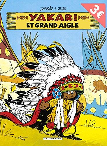 Yakari, tome 1 : Yakari et le grand aigle