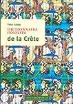 Dictionnaire insolite de la Cr�te