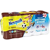 Nesquik Ready To Drink Milk, Chocolate, 8 Ounce, 10 Count