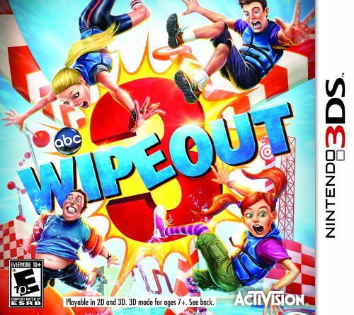 Wipeout 3 - Nintendo 3DS - 1