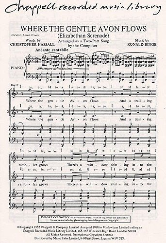 binge-where-the-gentle-avon-flows-sa-sheet-music-for-2-part-choir-piano-accompaniment-choral