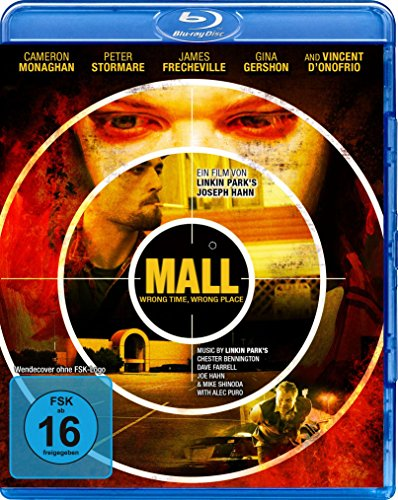 Mall - Wrong Time, Wrong Place [Blu-ray]