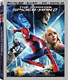 The Amazing Spider-Man 2 [Blu-ray 3D + Blu-ray + DVD] (Bilingual)