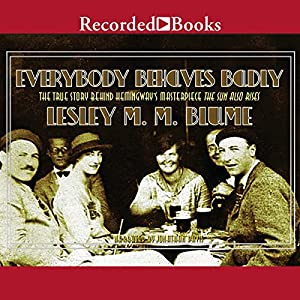 Everybody Behaves Badly Audiobook