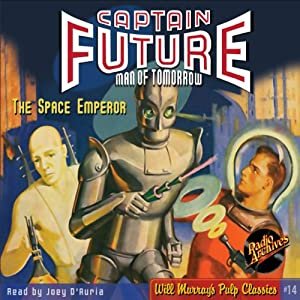 Captain Future Audiobook