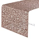 Pony Dance Party/Wedding/Banquet Decorative Sparkling Sequins Table Runner, 14