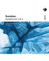 Svendsen: Sym Nos 1 & 2