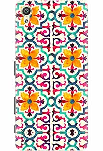 Noise Designer Printed Case / Cover for Sony Xperia X Dual / Graffiti & Illustrations / Summer Design
