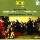 Mendelssohn: Symphonies Nos.1 & 5