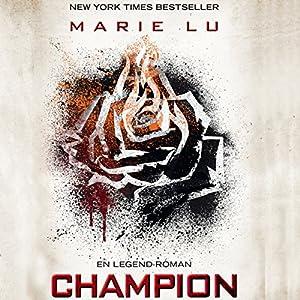 Champion (Legend 3) Audiobook