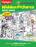 img - for Highlights  Super Challenge Hidden Pictures  Splish Splash book / textbook / text book