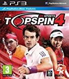Top Spin 4 (PS3) [PlayStation 3] - Game