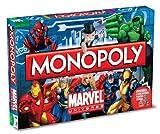 Winning Moves 18081 - Monopoly Marvel