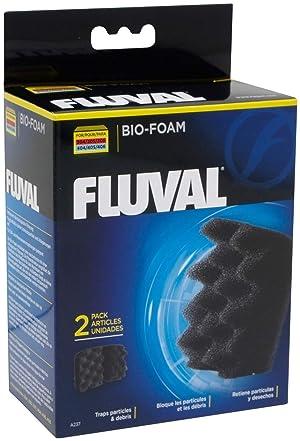Fluval 306 A212 Filter w/Foam, Bio-Foam & Polishing Pad 12mo