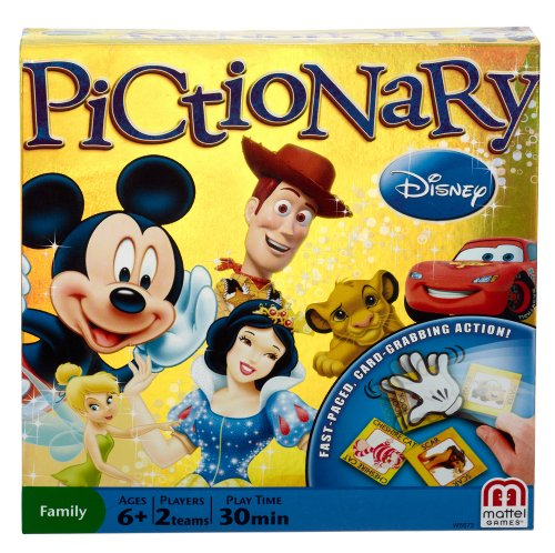 Disney Pictionary Game (Drawing My Little P compare prices)