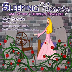Sleeping Beauty and Other Children's Favorites | [Jacob Grimm, Wilhelm Grimm, Elizabeth Heber, L. Frank Baum]