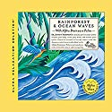 Meditative Ocean & Rainforest Audiobook by Jeffrey Thompson Narrated by Jeffrey Thompson